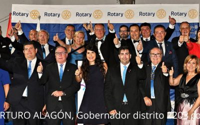 Incoming President's objectives for Rotary Club Calvia International 2020/21 -Gerdi Edtstadtler-Pietsch