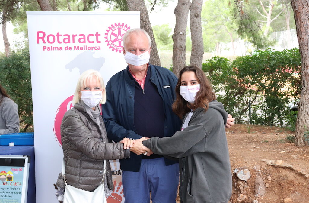 Donation to Rotaract